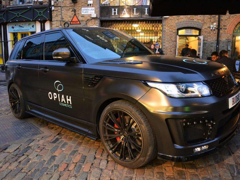 Aspire Range Rover