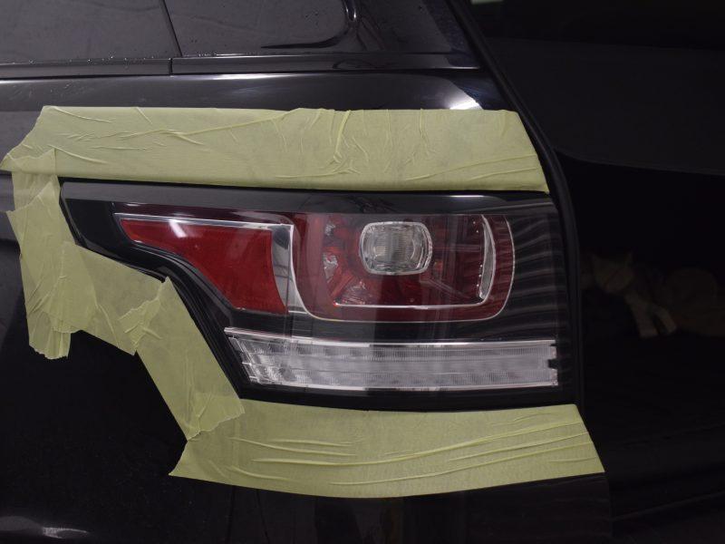 Range Rover Sport – Light Tints