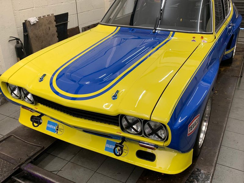 Ford Capri – Full PPF