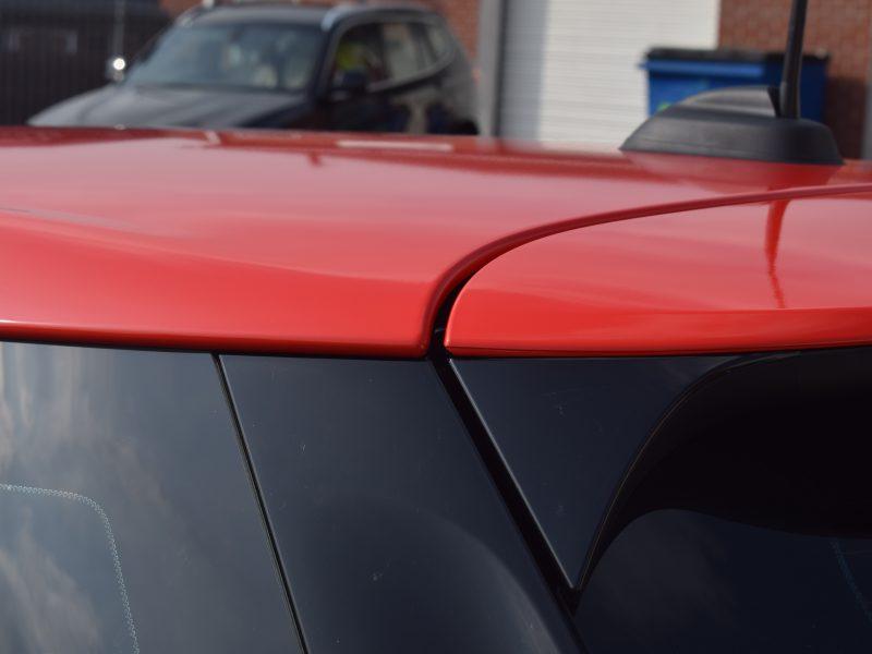 Mini – Roof Wrap & Custom Stripes